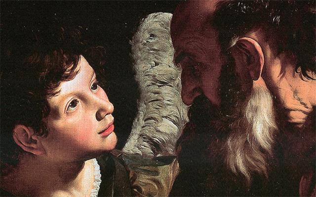 Caravaggio_Abramo