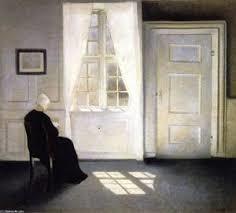 donna e porta