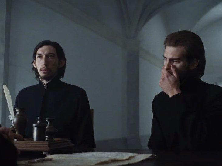 gesuiti-silence