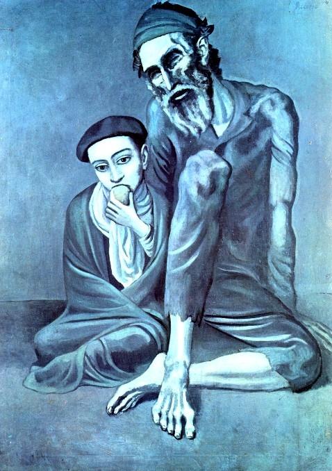 cieco Picasso