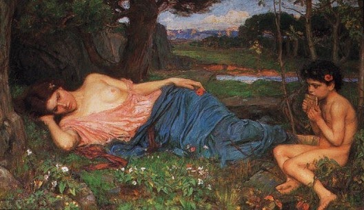 waterhouse_listen_to_my_sweet_pipings (2)