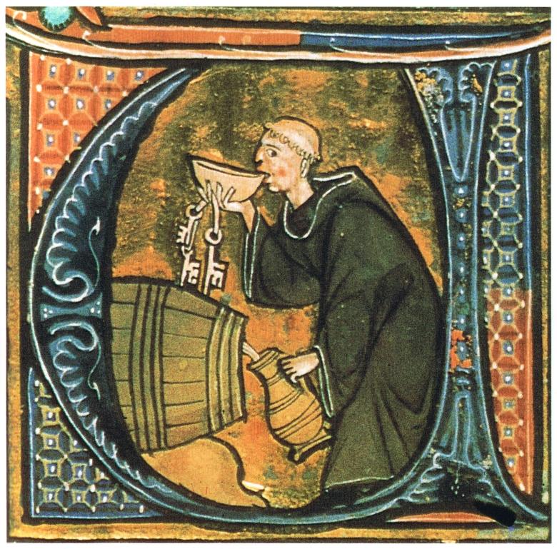 monaco con chiavi