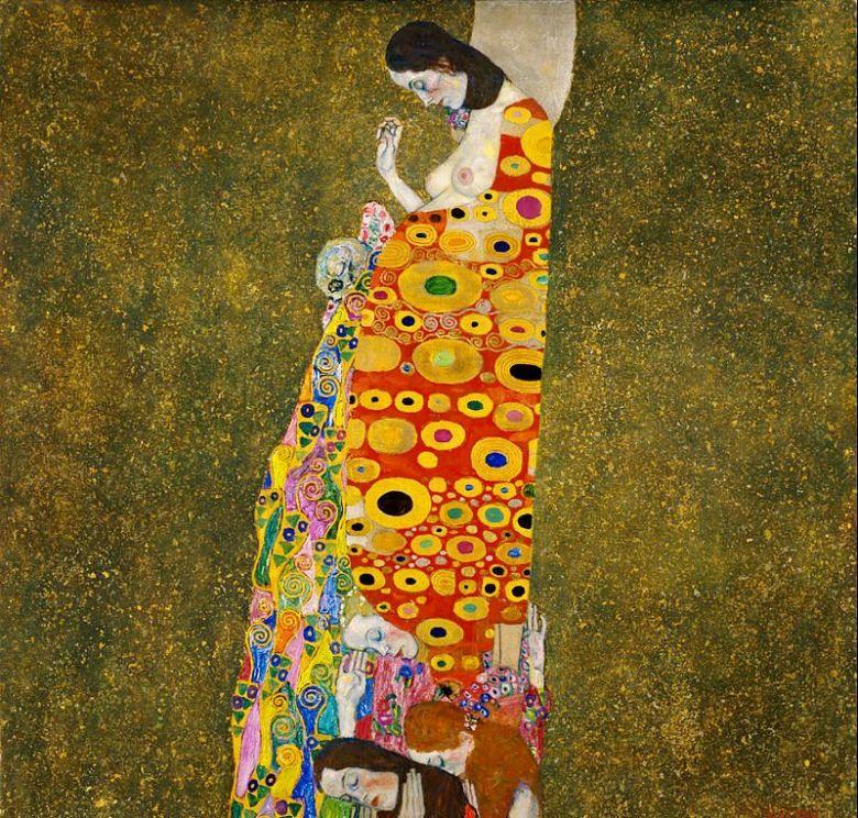 Gustav-Klimt-sPERANZA-ii