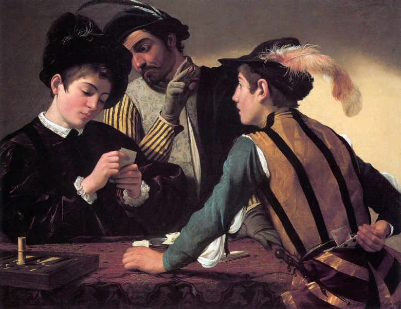 the_cardsharps_by_caravaggio