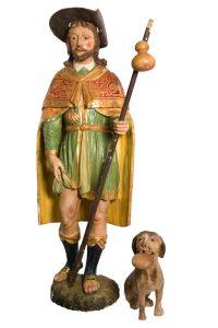 ZUCCASANSan-Rocco-statua-lignea-con-cane-del-secolo-XVIII-altezza-133-cm-ROCCO-VEGNA-SANLUCIO