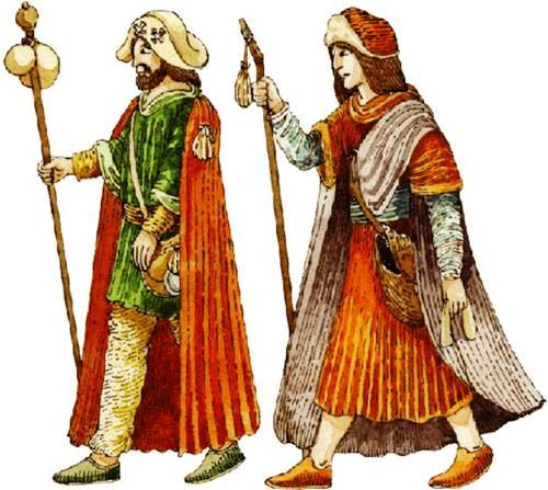 coppia pellegrini