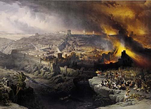 tempio distrutto