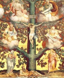 30 Cristo, l'Albero della vita, Arcimboldi