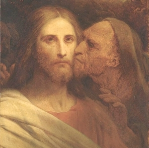 bacio giuda
